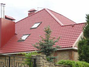 Крыша нашего клиента